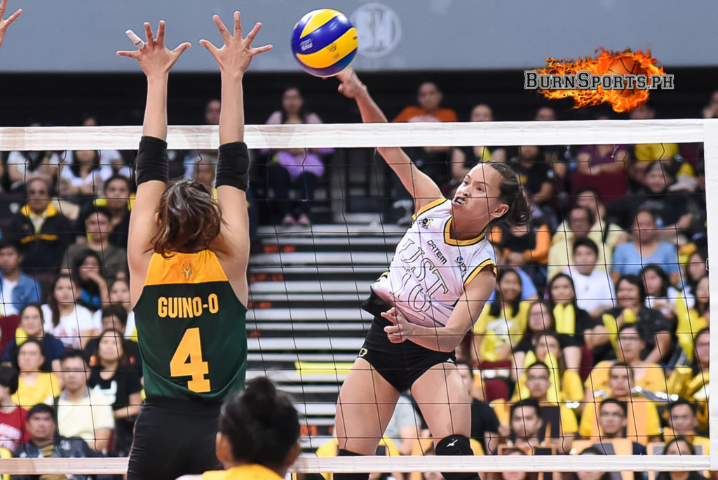 UST Tigresses set eyes on the big prize