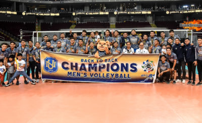 NU completes sweep of FEU in the Finals, achieves back-to-back championships