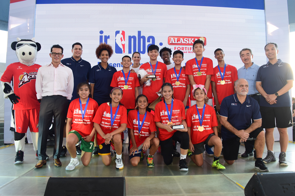 10 athletes comprise 2019 batch of Jr. NBA PH All-Stars