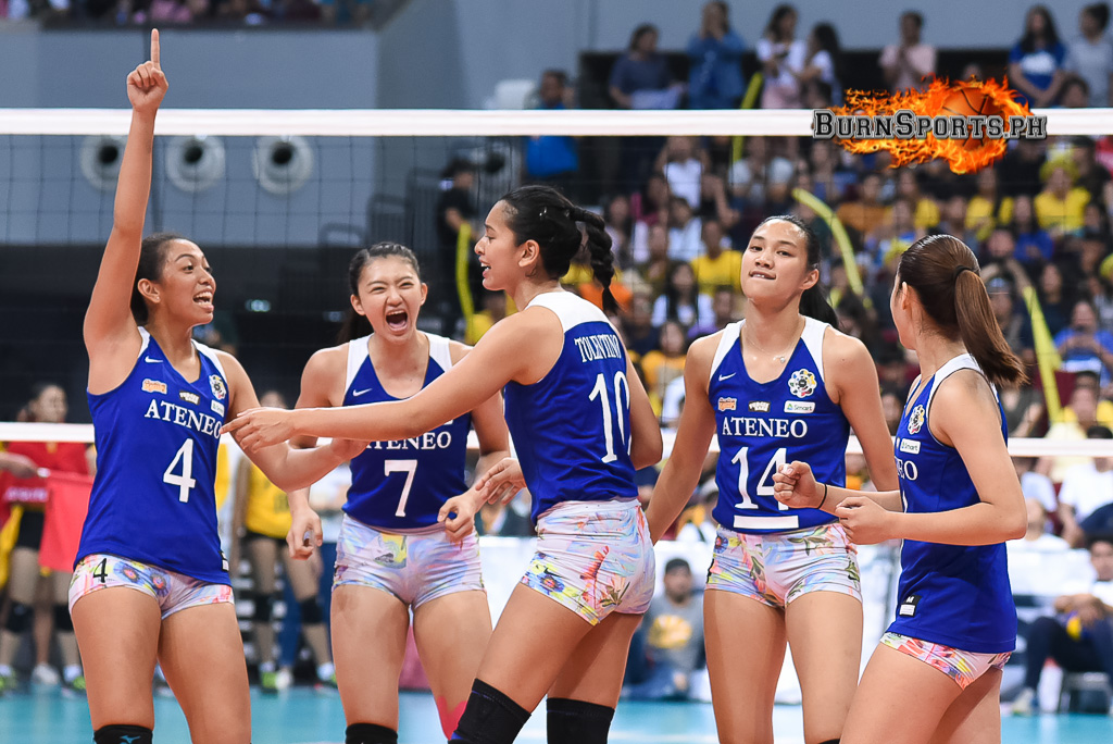 Fly high: Ateneo Lady Eagles hope to reclaim the crown