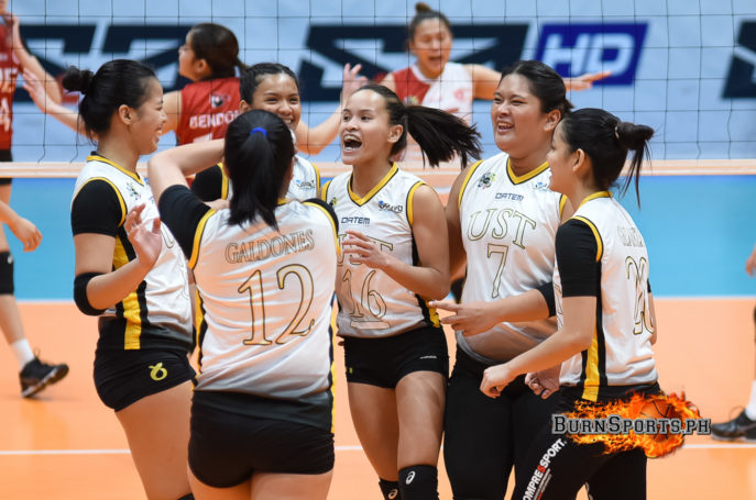UST Tigresses set eyes on the big prize