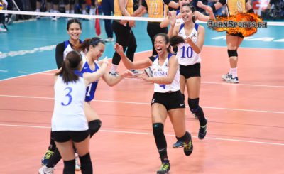 Ateneo fights off UST in Game 2,forces rubber match
