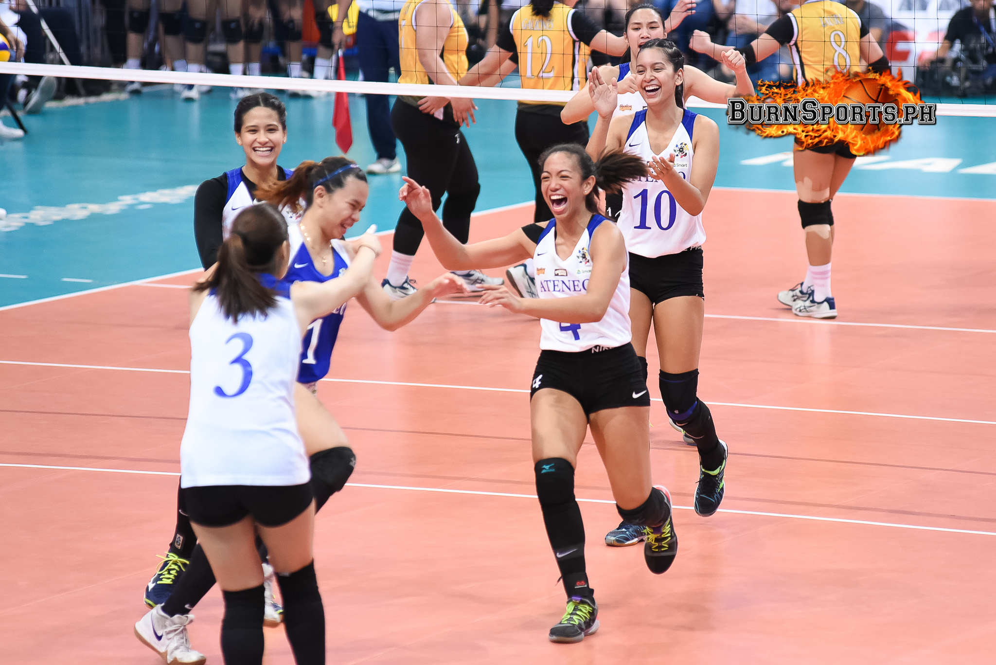 Ateneo fights off UST in Game 2, forces rubber match