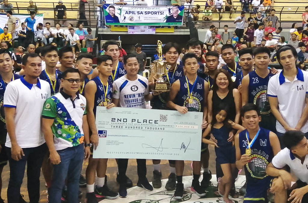 Talisay wrests 2nd straight Gov's Cup crown