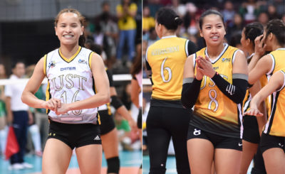 Hear the Tigresses roar: Rondina bags MVP award, Laure takes Rookie of the Year