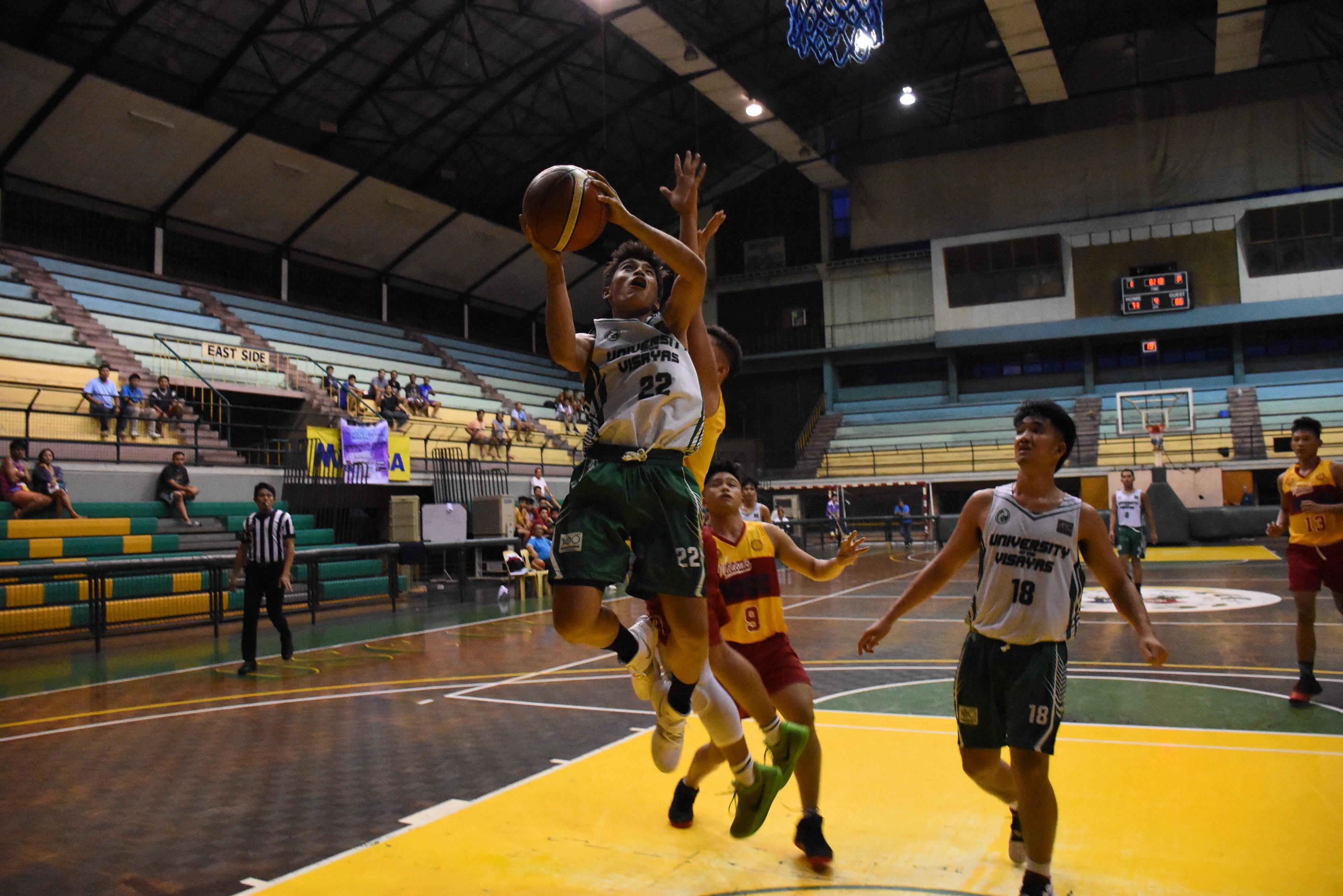 Baby Lancers, Webmasters go 2-0 in Cesafi pre-season tilt