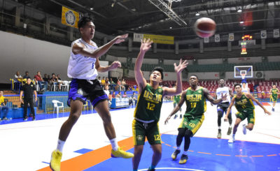 USJ-R shocks UC for 1st win in Cesafi Partner's Cup