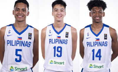 Batang Gilas ready to plunge to FIBA U-19 World Cup action