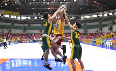 CIT-U notches 1st win; UV stays spotless