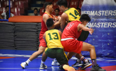 UV dismantles USJ-R to go up 3-0 in Cesafi Partner's Cup