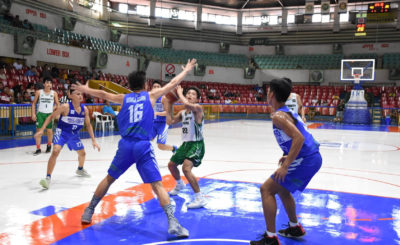 Ex-UV stalwart waxes hot in UC's 3rd straight win