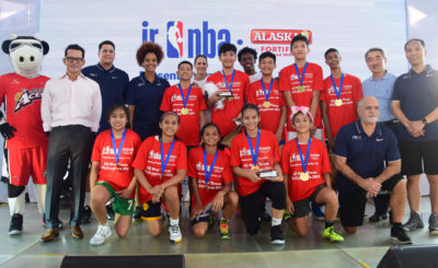 Jr. NBA Asia Pacific Selection Camp slated June 15-16