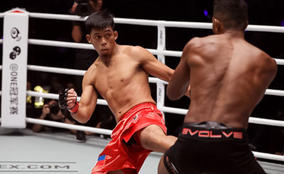 Honorio Banario out to seize his ONE Grand Prix 2nd chance