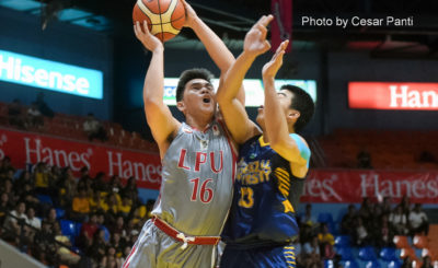 Lyceum routs JRU for third straight win