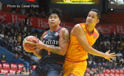 Letran survives late Mapua rally to stretch win streak to five