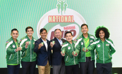 Milo Marathon dedicates new season to Poliquit as it gears up for SEA Games