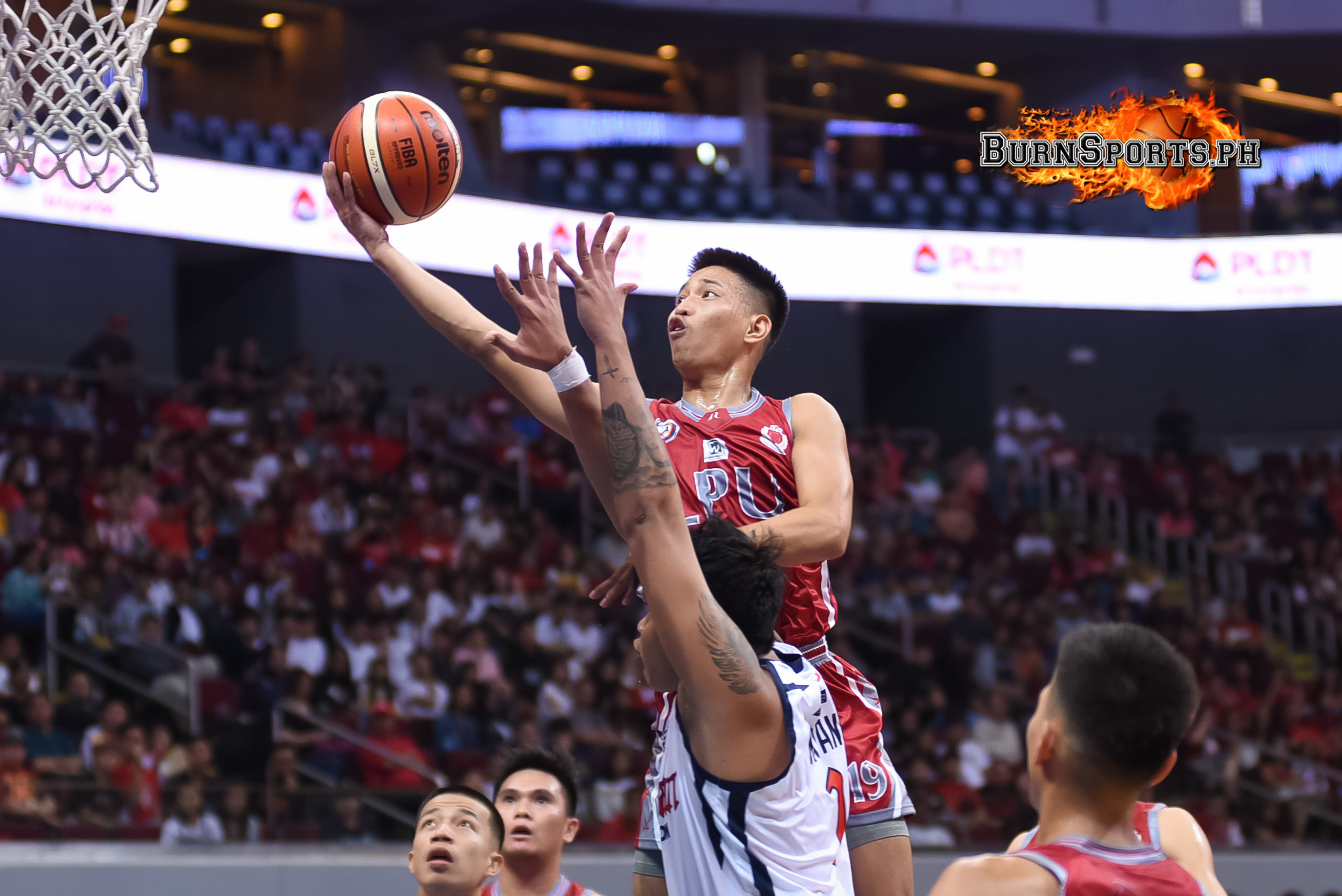 Marcelino twins boost Lyceum's opening victory against Letran