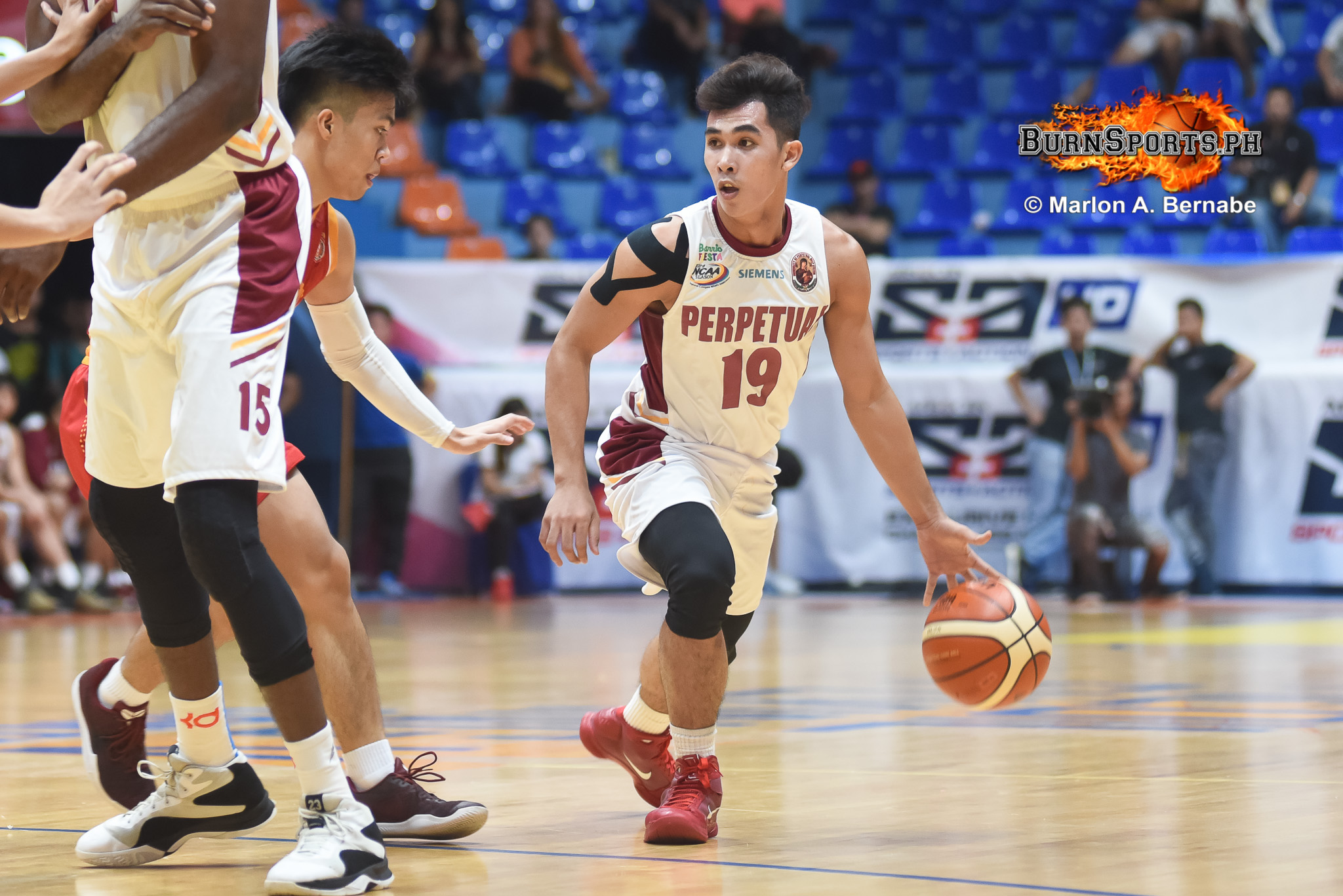 Perpetual survives gritty Arellano, scores bounce back win