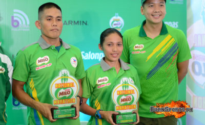 Nerza, Hallasgo rule Manila leg as Milo Marathon opens new season