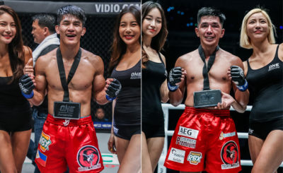 Kingad, Eustaquio face dangerous foes in ONE: DAWN OF HEROES