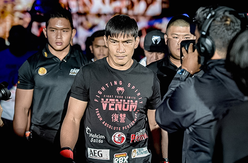 Eduard Folayang ready to face MMA legend Eddie Alvarez