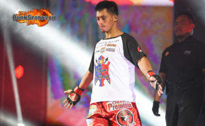 Banario vows to showcase improved grappling vs Korean foe