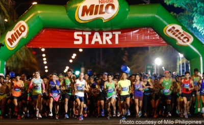 PHOTOS: 2019 National Milo Marathon - Manila Leg