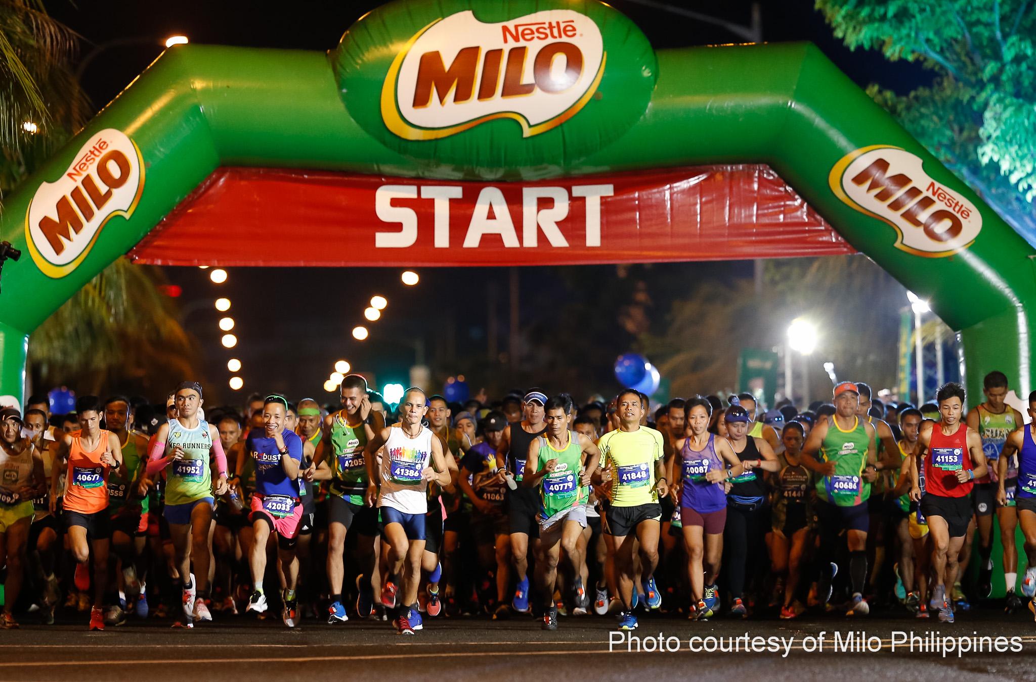 PHOTOS: 2019 National Milo Marathon - Manila Leg