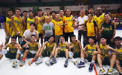 Baby Jaguars roar to 2019 Partners' Cup crown