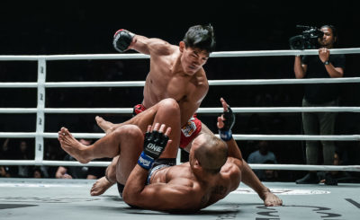 "Team Lakay's Eduard Folayang: ""We shall return"""