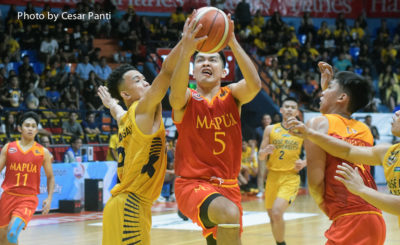 Mapua rolls to third straight win, overpowers JRU