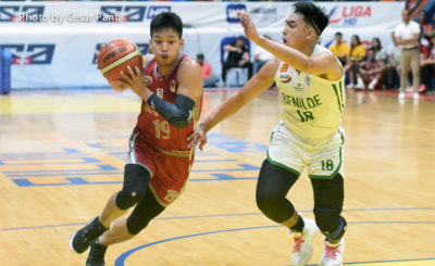 Lyceum wins fifth straight, hands St. Benilde first loss