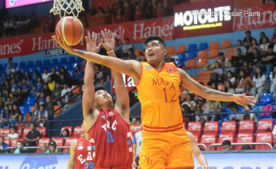 Mapua turns back EAC for second straight win
