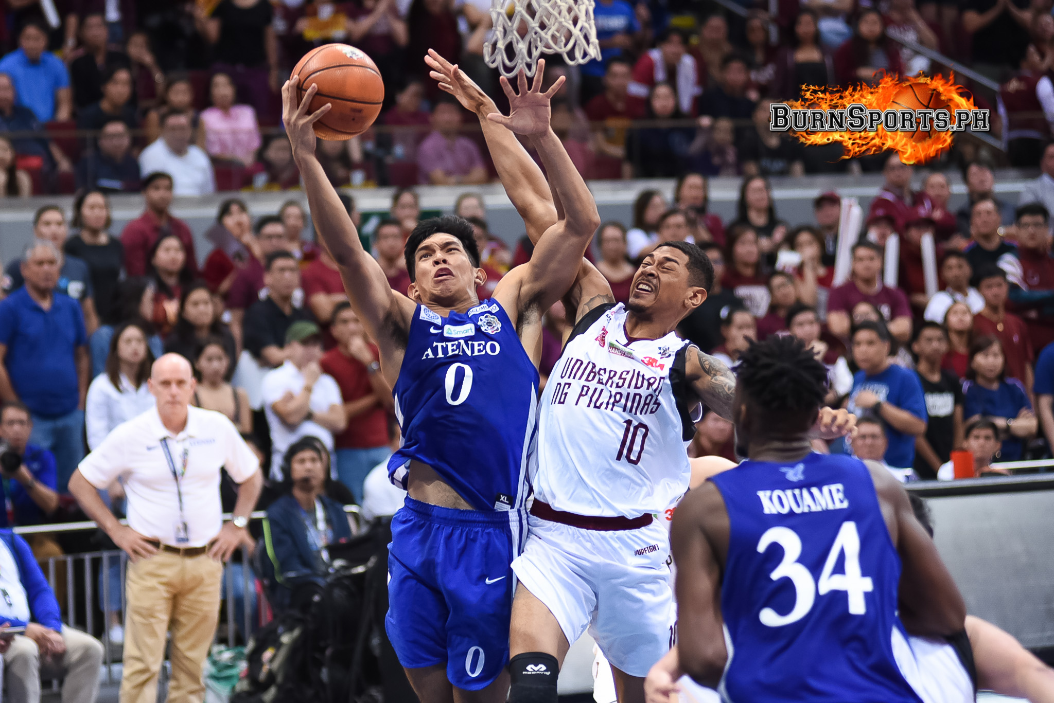 UAAP Season 82 Basketball schedule to highlight Wednesday triple-headers
