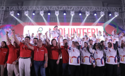 SEAG Volunteer Program gets boost from various institutions