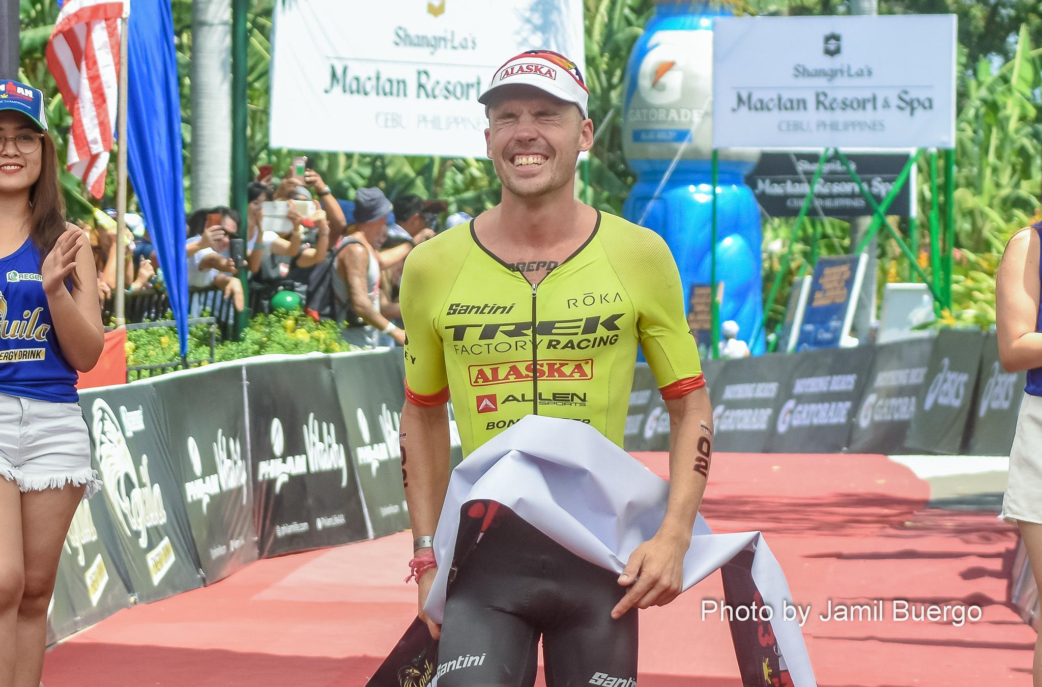 Reed secures 4th Ironman title; Steffen cops women's pro tiara