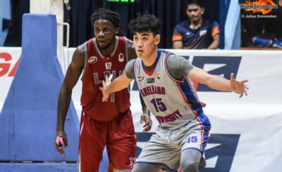 Justin Arana scores 24 to boost Arellano past Lyceum