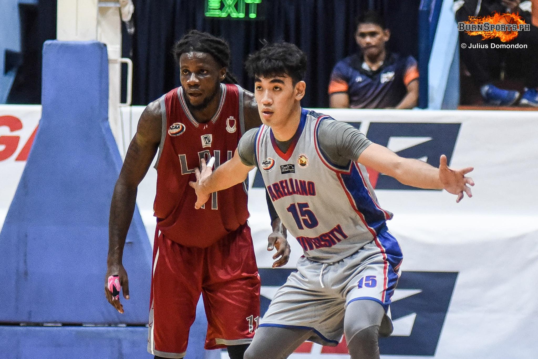 Justin Arana scores 24 to boost Arellano past Lyceum