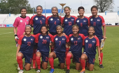 Malditas book historic semis ticket in AFF Championship