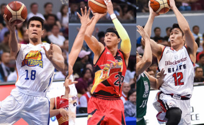 SMB, TNT, Blackwater to compete in Macau's Terrific 12