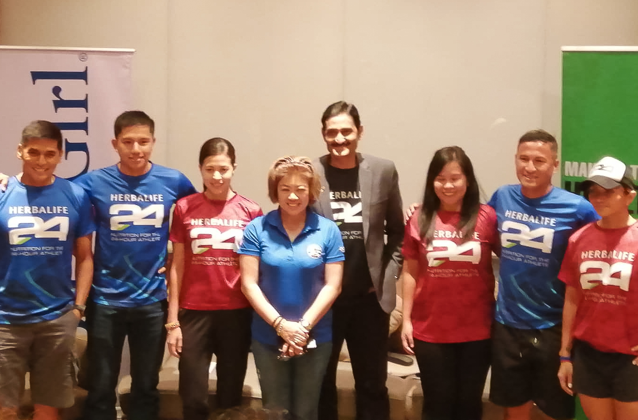 It's green and go for Regent Aguila Ironman 70.3 Philippines