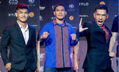 Team Lakay massive statement ahead of Dawn of Heroes