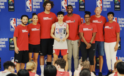 Harold Alarcon named All-Star game MVP in BWB Asia