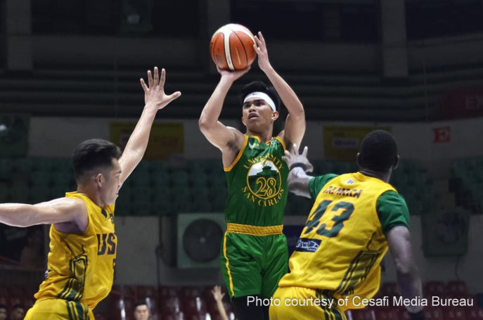Jellianggao returns from suspension to lift USC past USJ-R