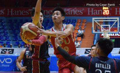 Jaycee Marcelino takes charge in 4th as Lyceum downs Letran