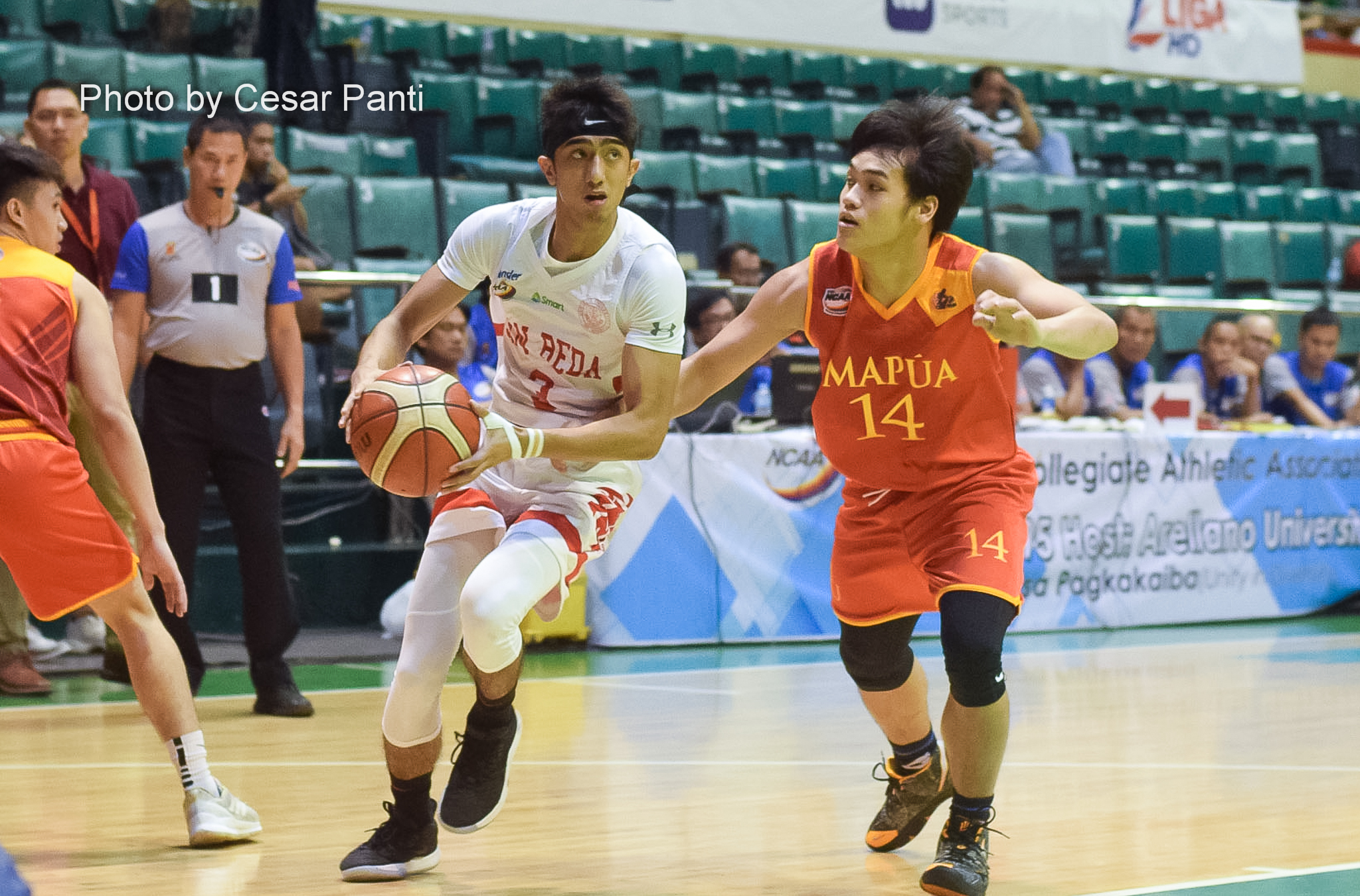 San Beda escapes Mapua to complete first round sweep
