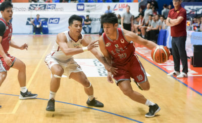 Lyceum takes solo second after repeat win over Perpetual
