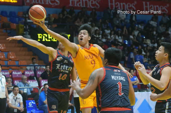 Mapua escapes Letran in thrilling double-overtime win
