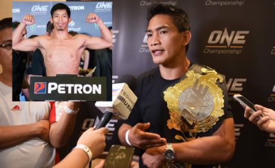 Folayang confident Banario will bounce back from 2 tough losses
