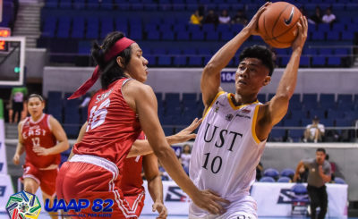 UST opens Season 82 with rousing victory over UE